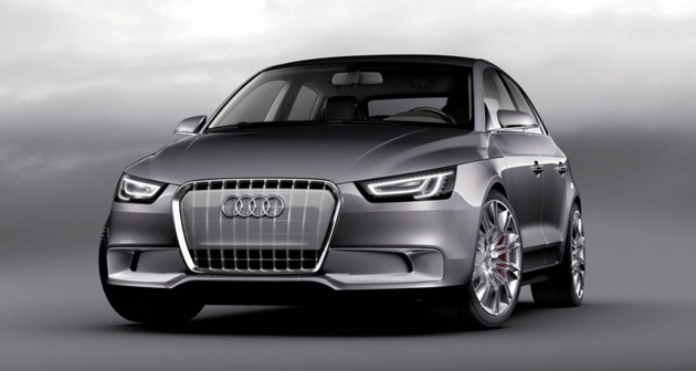 Last year's A1 Sportback Concept is a good indication of the aggressive styling expected for the S1 sports hatch