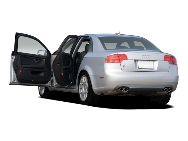 image 2008 audi s4 4 door sedan auto open doors size. Black Bedroom Furniture Sets. Home Design Ideas