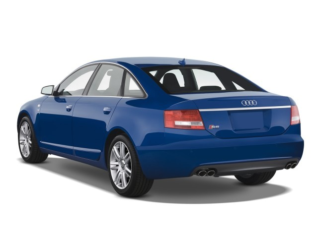 2008 Audi S6 Review Ratings Specs Prices And Photos The Car