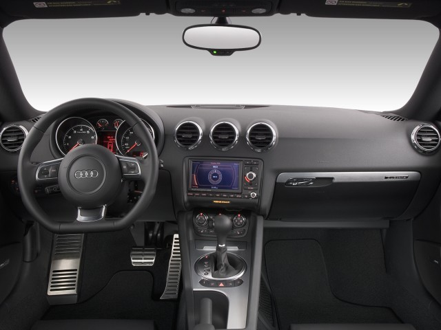 Image 2008 Audi Tt 2 Door Coupe Auto 3 2l Quattro Dashboard Size 640 X 480 Type Gif Posted