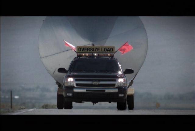 2008 Beijing Olympics Chevrolet ad