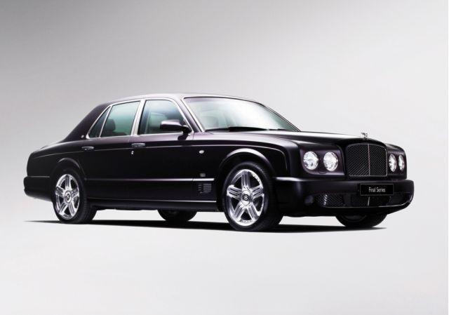 2008 Bentley Arnage Final Series