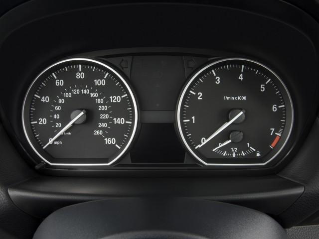 2008 BMW 1-Series 2-door Coupe 128i Instrument Cluster