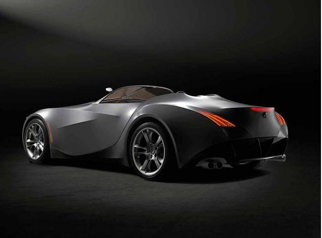 2008 BMW GINA Concept
