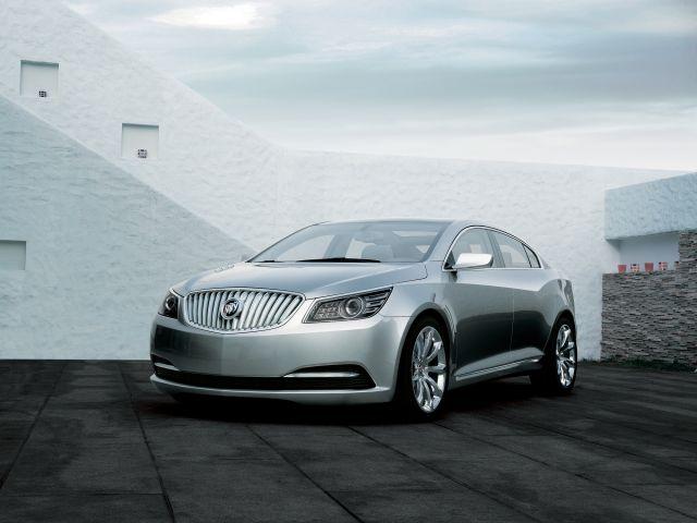 2008 Buick Invicta concept