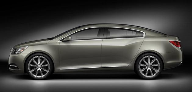Buick To Shun Large Sedans In Favor Of Midsize Segment