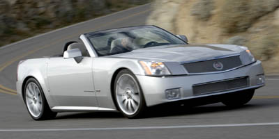 2008 Cadillac XLR-V Review, Ratings, Specs, Prices, and Photos - The