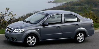 2008 Chevrolet Aveo Chevy Review Ratings Specs Prices And