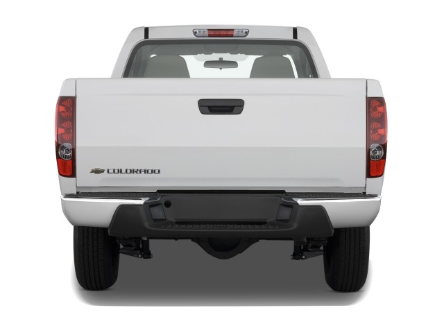 """Image: 2008 Chevrolet Colorado 2WD Reg Cab 111.2"""" Work ..."""