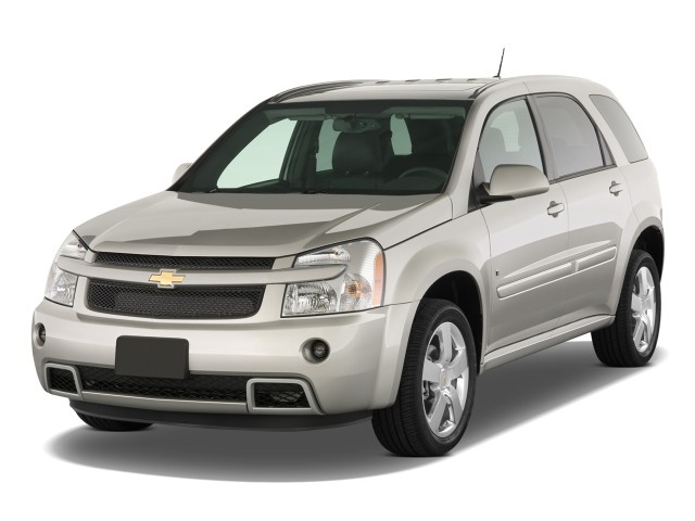 2008 chevrolet equinox chevy review ratings specs prices and photos the car connection. Black Bedroom Furniture Sets. Home Design Ideas