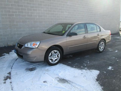 2008 Chevrolet Malibu Classic Chevy Review Ratings Specs Prices