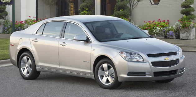 The demise of the Malibu Hybrid is not surprising considering its mileage was only slightly better than the cheaper standard model