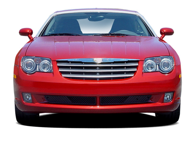 2008 Chrysler Crossfire 2 Door Coupe Limited Front Exterior View