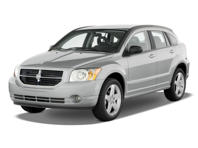 2008 Dodge Caliber 4-door HB R/T FWD Angular Front Exterior View