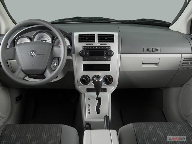 Image: 2008 Dodge Caliber 4-door HB SE FWD Dashboard, size