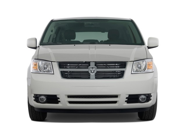 2008 Dodge Grand Caravan Review Ratings Specs Prices And Photos