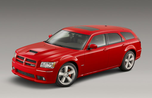 2008 Dodge Magnum R T And Srt8