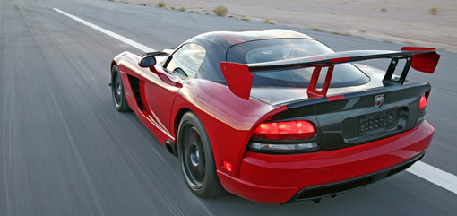 2008 Dodge Viper SRT10 ACR priced at $98,110