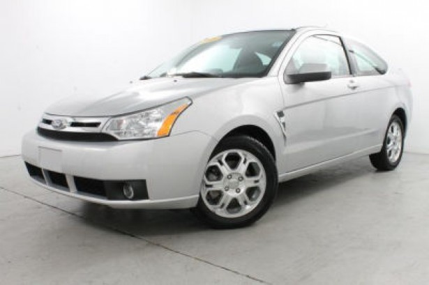 2008 Ford Focus SES used car