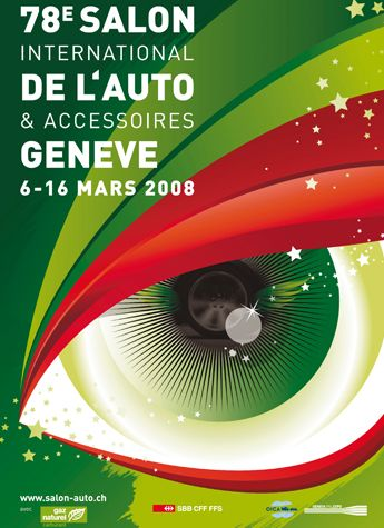 2008 Geneva Motor Show Coverage