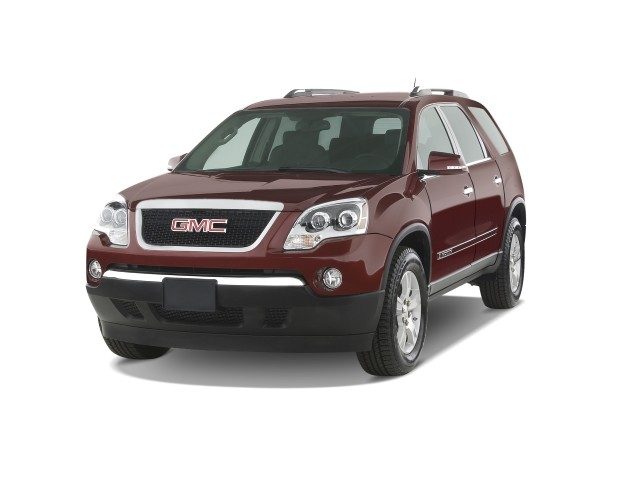 2008 gmc acadia review ratings specs prices and photos. Black Bedroom Furniture Sets. Home Design Ideas