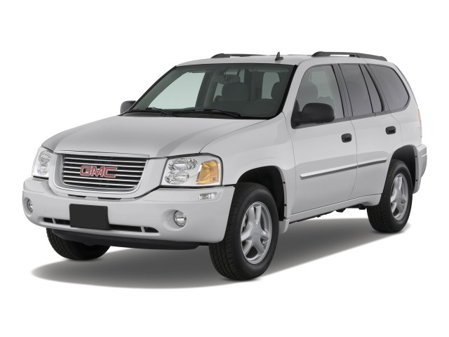 2008 gmc envoy review ratings specs prices and photos. Black Bedroom Furniture Sets. Home Design Ideas