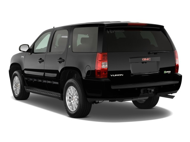 When It Comes To Build And Materials Quality The Gmc Yukon Hybrid 2008 Definitely Doesn T Fit Stereotype That Most Domestic Vehicles Suffer From Poor