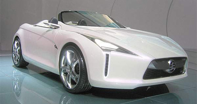 Guangzhou Auto's latest roadster concept was co-developed with Honda under the companies' joint Li Nian brand