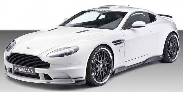 Hamann lifts output of Vantage V8 to 440hp (338kW)