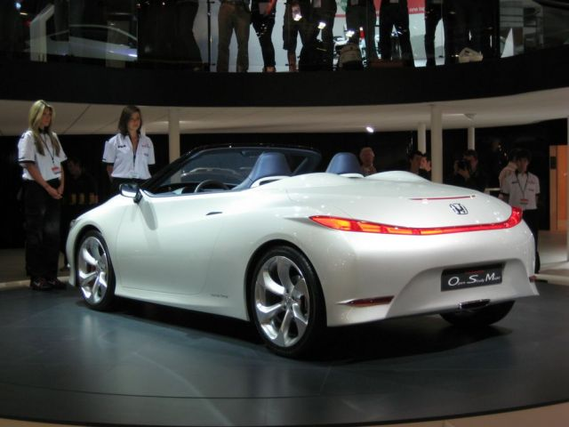 London 2008 Honda Osm Concept