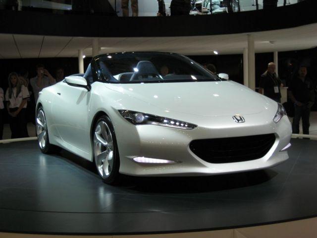 2008 Honda OSM Concept