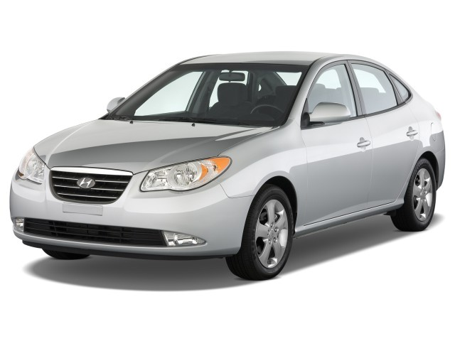 2008 Hyundai Elantra Review Ratings Specs Prices And
