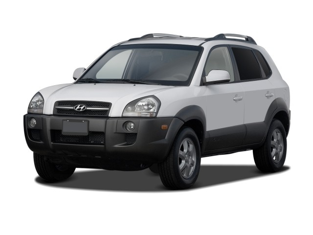 2008 Hyundai Tucson Review Ratings Specs Prices And Photos The