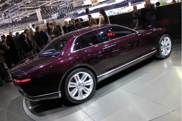 Jaguar To Make A Come Back With Small C Segment Luxury Sedan