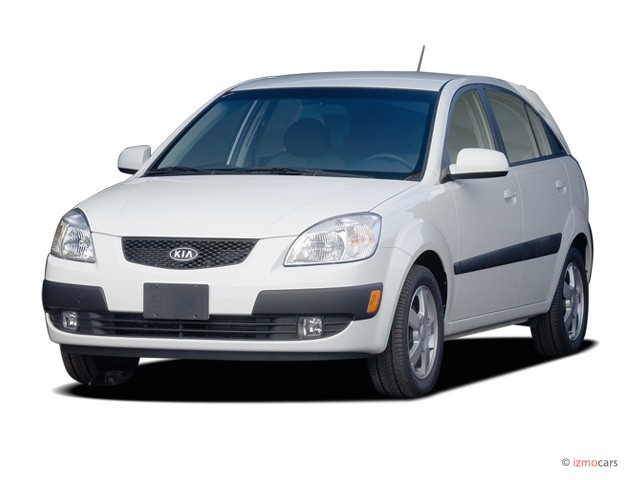 2008 kia rio review ratings specs prices and photos the car connection. Black Bedroom Furniture Sets. Home Design Ideas