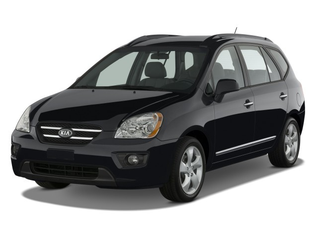 2008 kia rondo review ratings specs prices and photos. Black Bedroom Furniture Sets. Home Design Ideas
