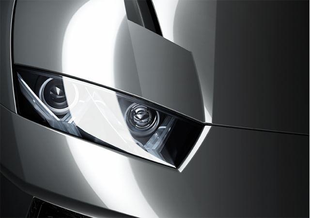 2008 Lamborghini Estoque Concept (2008 Paris Auto Show)