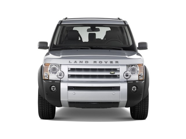 2008 Land Rover Lr3 Review Ratings Specs Prices And Photos The Car Connection