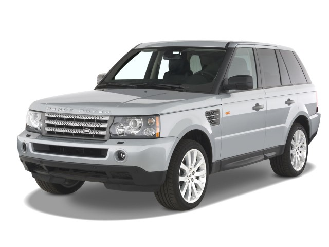 2008 land rover range rover sport review ratings specs. Black Bedroom Furniture Sets. Home Design Ideas