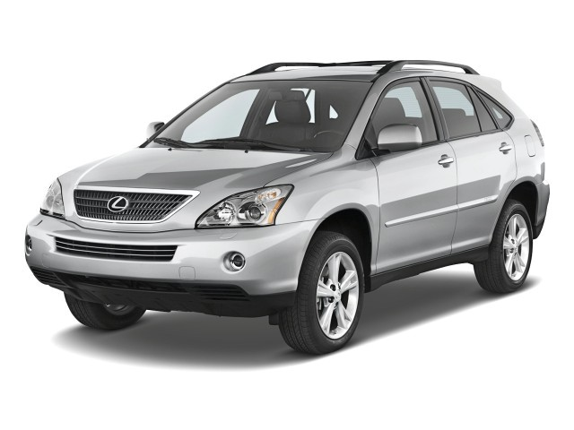 2008 lexus rx 400h review ratings specs prices and. Black Bedroom Furniture Sets. Home Design Ideas
