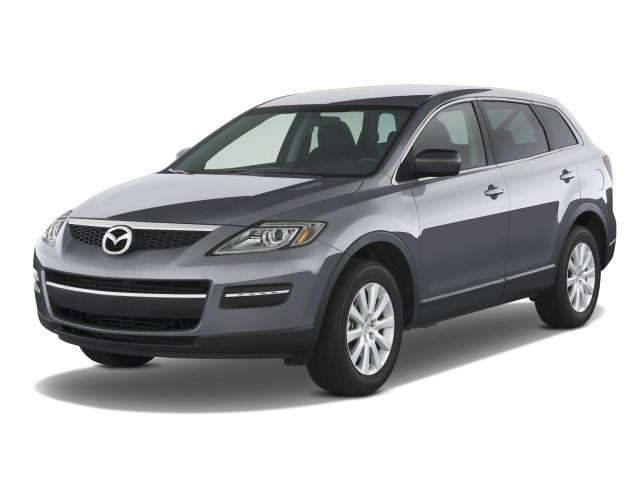 2008 mazda cx 9 review ratings specs prices and photos. Black Bedroom Furniture Sets. Home Design Ideas