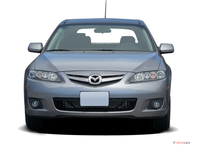 image 2008 mazda mazda6 5dr hb auto i sport ve front. Black Bedroom Furniture Sets. Home Design Ideas