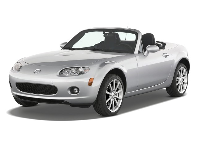2008 mazda mx 5 miata review ratings specs prices and photos the car connection. Black Bedroom Furniture Sets. Home Design Ideas
