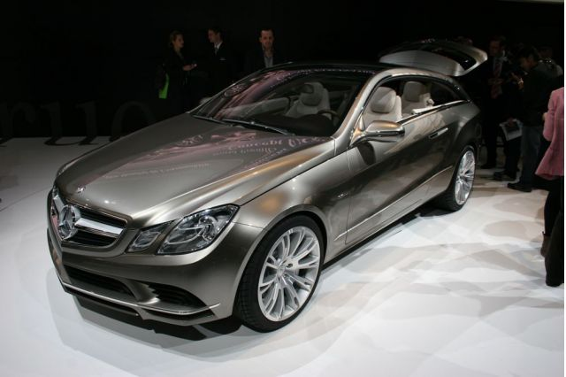 2008 Mercedes-Benz Concept FASCINATION Hits Paris
