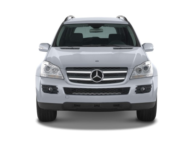 Image 2008 mercedes benz gl class 4wd 4 door 4 6l front for 2008 mercedes benz r350 recalls