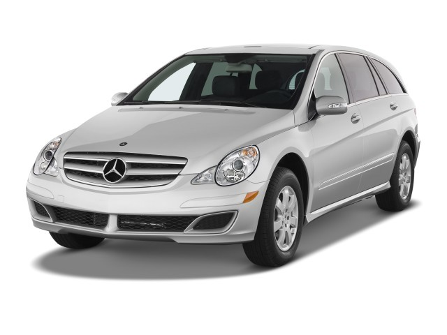 2008 mercedes benz r class review ratings specs prices for R h mercedes benz