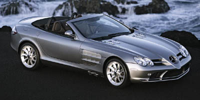 2008 Mercedes Benz Slr Mclaren Review Ratings Specs Prices And Photos The Car Connection