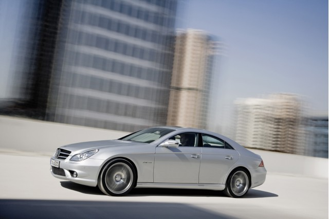 2008 mercedes cls facelift motorauthority 001