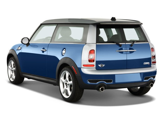 2008 MINI Cooper Clubman Review Ratings Specs Prices and