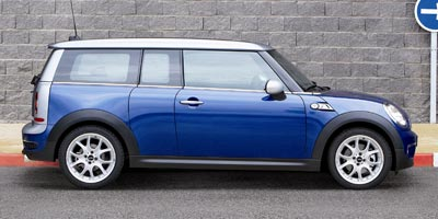 2008 mini cooper clubman review ratings specs prices and photos the car connection. Black Bedroom Furniture Sets. Home Design Ideas